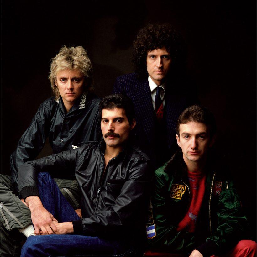 Queen -Photo: Snowdon Copyright Queen Productions Ltd