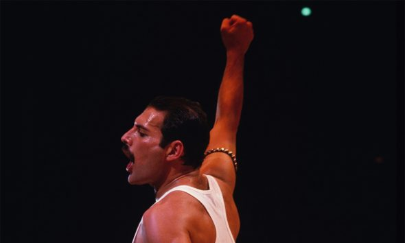 Freddie Mercury - Photo: Neal Preston Photography