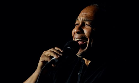 Ray Parker Jr. photo: Thomas Niedermueller/Getty Images for ZFF