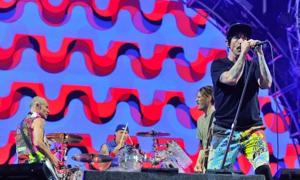 Red Hot Chili Peppers - Photo: Steve Jennings/WireImage