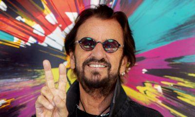 Ringo Starr photo: Scott Robert Ritchie