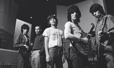 Rolling Stones photo: Helmut Newton
