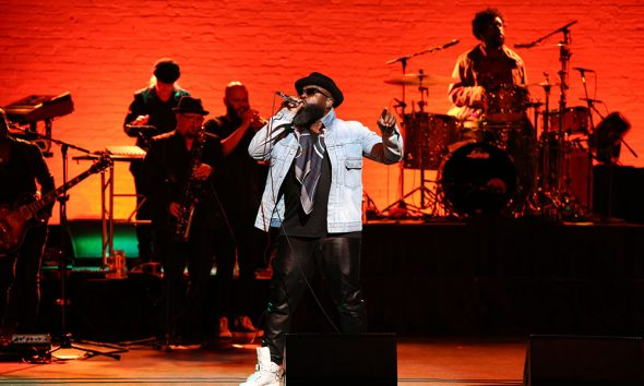 The Roots performing in 2019