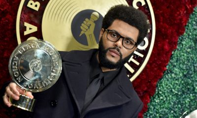 The Weeknd BMAC - Photo: Axelle/Bauer-Griffin/FilmMagic