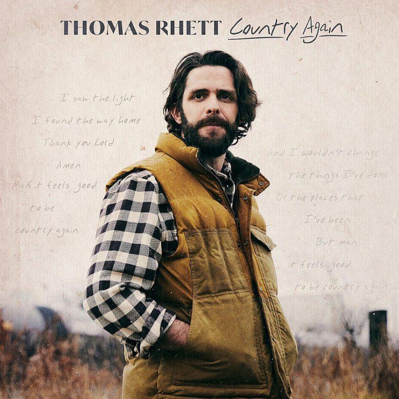 Thomas Rhett artwork: Valory/BMLG