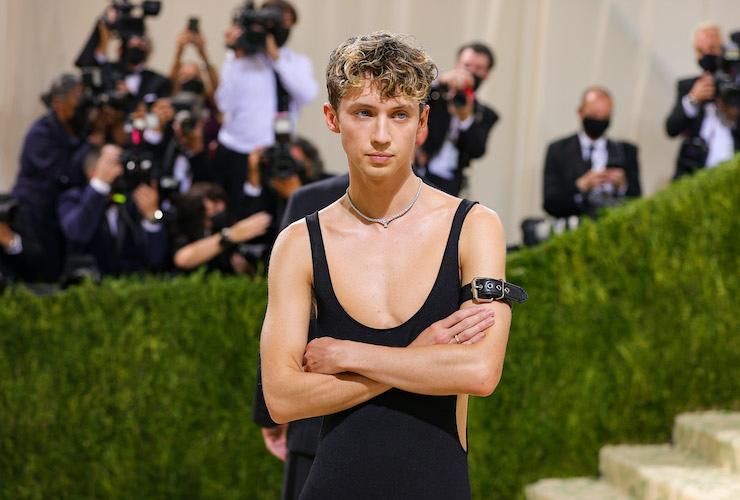 Troye Sivan Met Gala - Photo : Theo Wargo/Getty Images