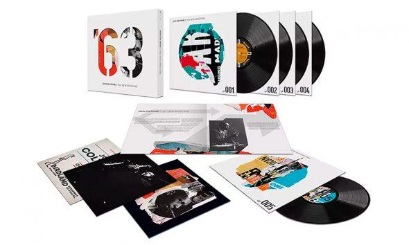 Coltrane Vinyl Box Set