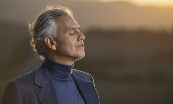 Andrea Bocelli - Photo: Giovanni De Sandre