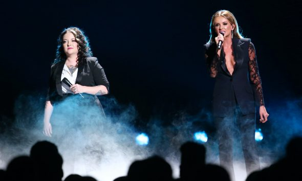 Ashley McBryde, Carly Pearce photo: Terry Wyatt/Getty Images