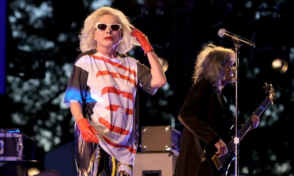 Blondie - Photo: Dia Dipasupil/Getty Images for Tribeca Festival