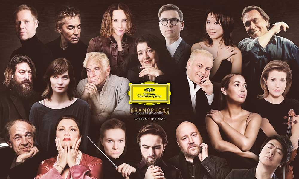 Deutsche Grammophon Gramophone Awards 2021 photo