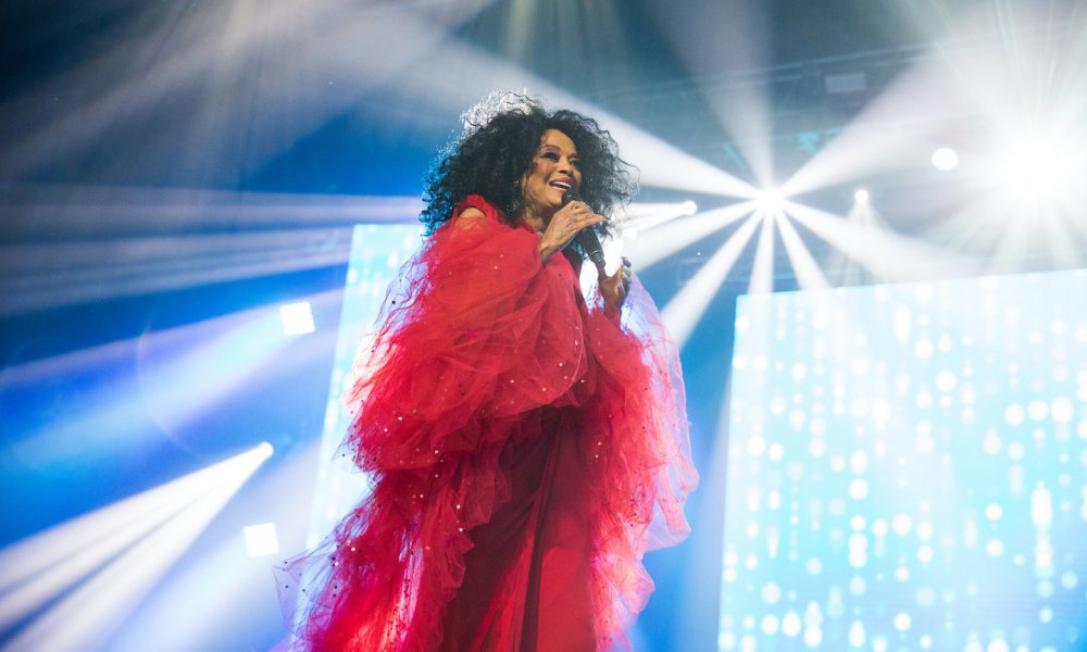 Diana Ross If The World Just Danced - Photo: Rick Kern/Getty Images for AIDS Healthcare Foundation