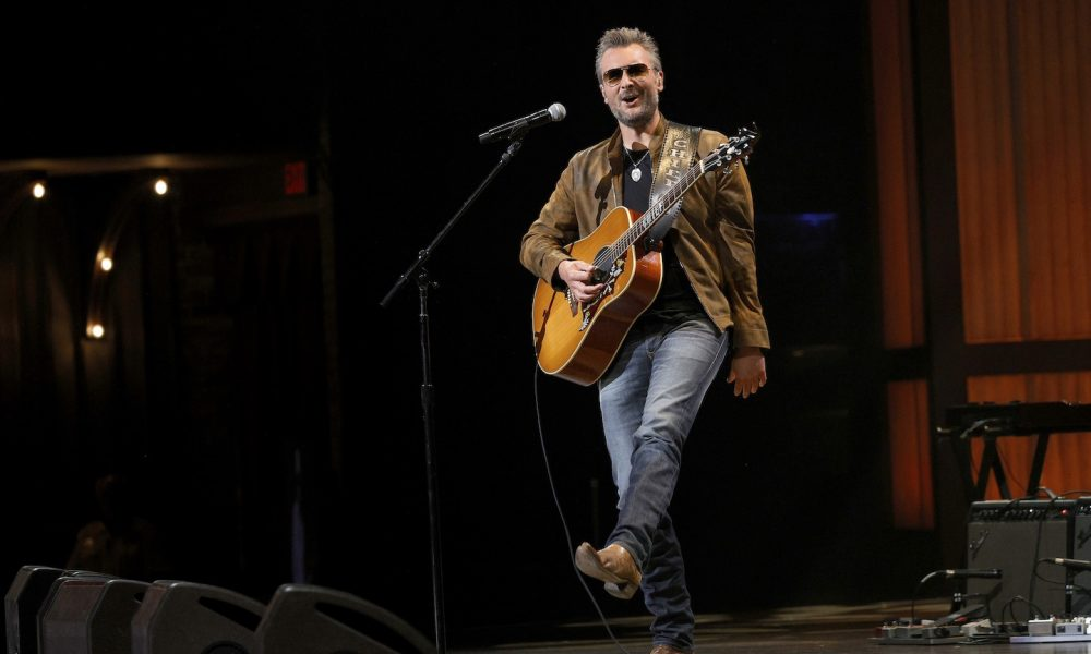 Eric Church - Photo: Jason Kempin/Getty Images for America Salutes You