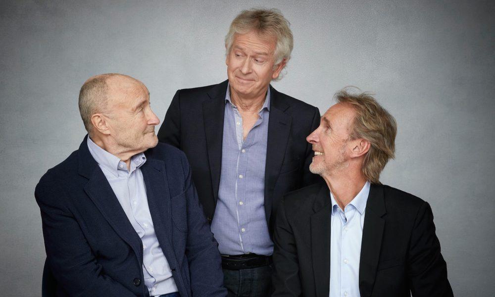 Genesis photo: Patrick Balls and Martin Griffin