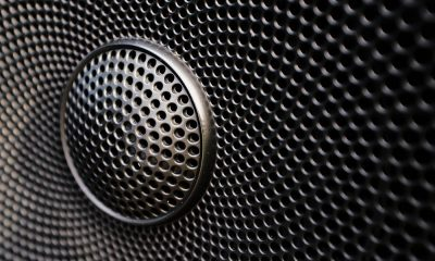 Great Songs You've Never Heard Header Image - Close-Up photo of a speaker