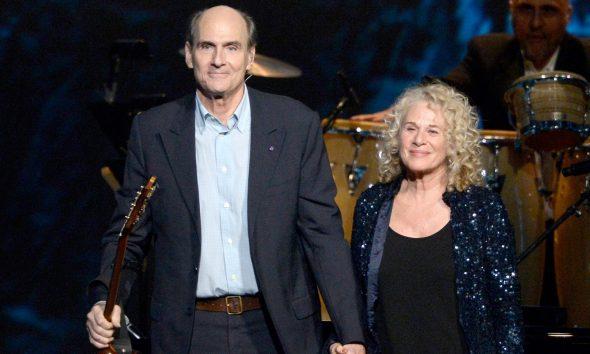 James Taylor and Carole King - Photo: Kevork Djansezian/Getty Images