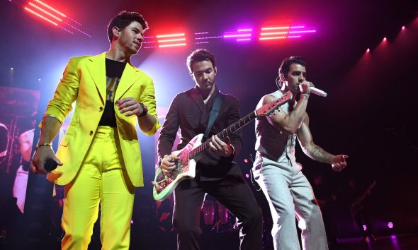 Jonas Brothers - Photo: Kevin Mazur/Getty Images for Robin Hood Foundation