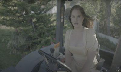 Lana Del Rey - Photo: YouTube/UMG