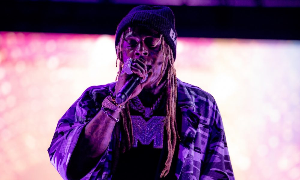 Lil Wayne - Photo: Rich Fury/Getty Images