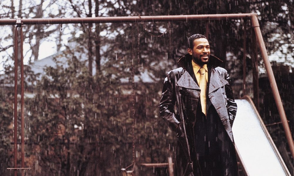 Marvin Gaye photo: Motown Records