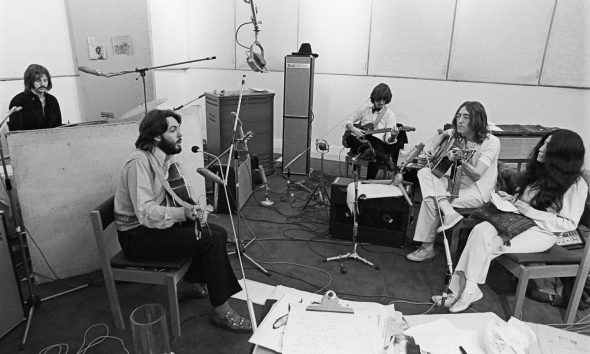 The Beatles - Photo: Ethan A. Russell