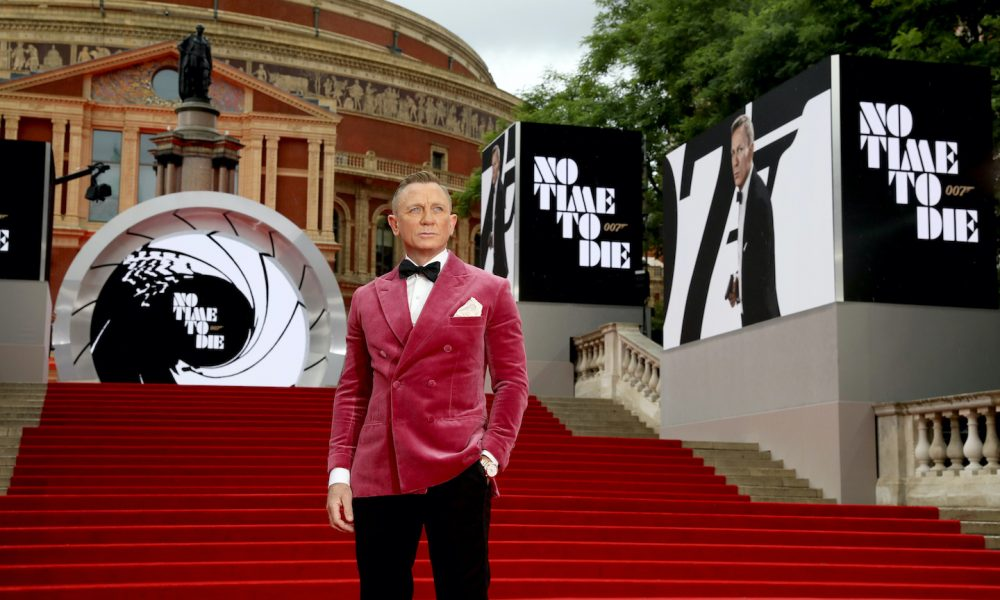 No Time To Die Soundtrack - Photo: Tristan Fewings/Getty Images for EON Productions, Metro-Goldwyn-Mayer Studios, and Universal Pictures
