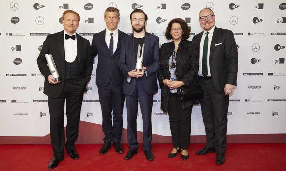 Opus Klassik Awards 2021 Deutsche Grammophon photo