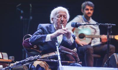 Paddy Moloney - Photo: Javier Bragado/Redferns