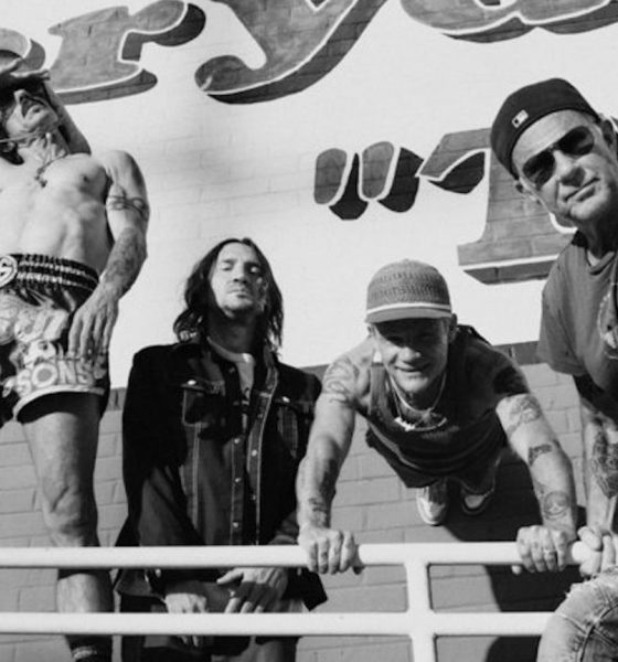 Red Hot Chili Peppers Tour - Photo: Live Nation