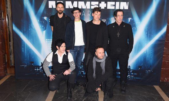 Rammstein - Photo: Tristar Media/WireImage