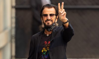 Ringo Starr Drum Together - (Photo: RB/Bauer-Griffin/GC Images