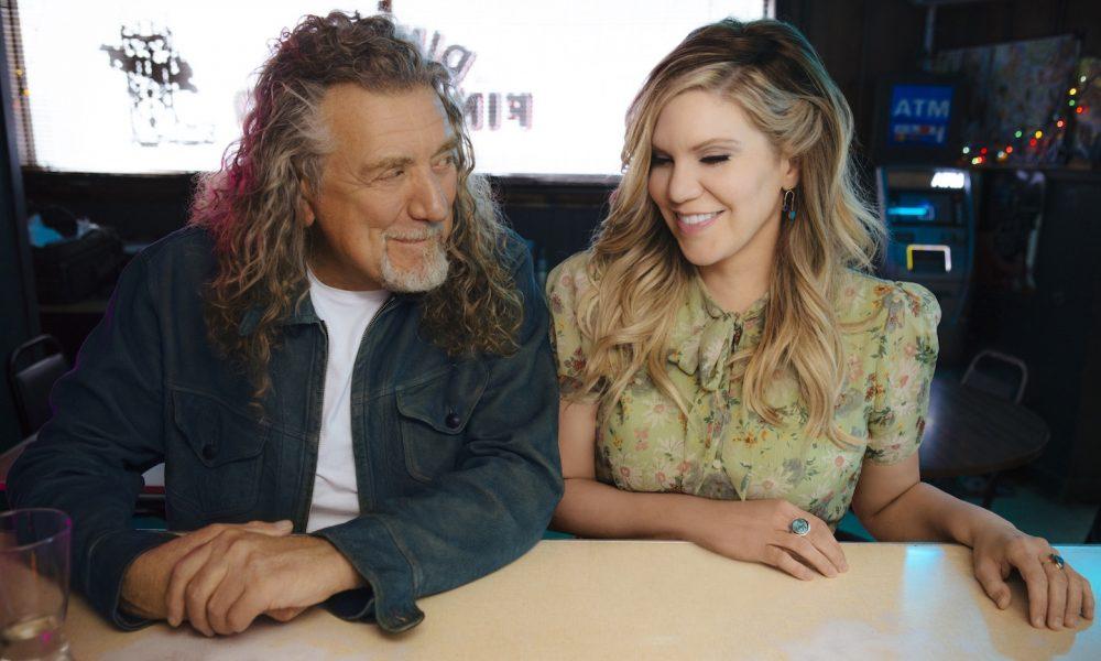 Robert Plant and Alison Krauss - Photo: David McClister