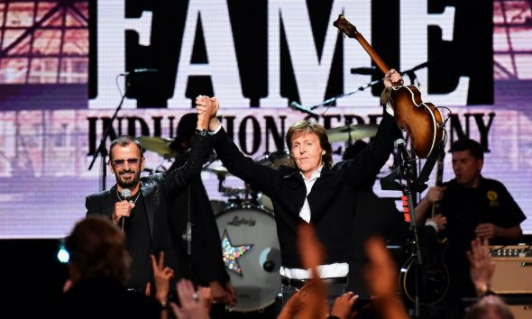 Rock and Roll Hall of Fame Induction Ceremony - Photo: Jeff Kravitz/FilmMagic