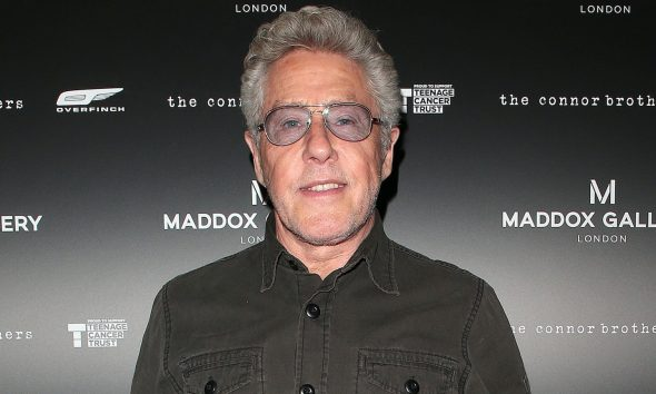 Roger Daltrey at the opening of an exhibition by the Connor Brothers at Maddox Gallery, London, on October 14, 2021. Photo: Ricky Vigil M/Getty Images