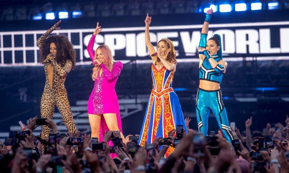 Spice Girls - Photo: Dave J Hogan/Getty Images