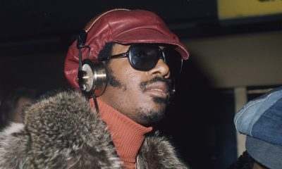 Stevie Wonder, writer of one of the best albums of 1973