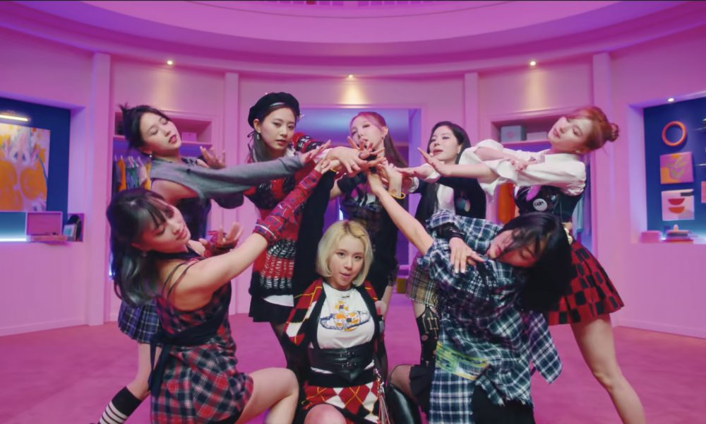 TWICE The Feels - Photo: Youtube/JYP Entertainment