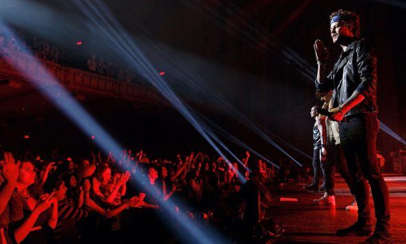 The Wanted Royal Albert Hall - Photo: Andrew Chin/Getty Images