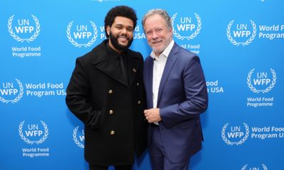 The Weeknd United Nations - Photo: Rich Fury for Getty Images