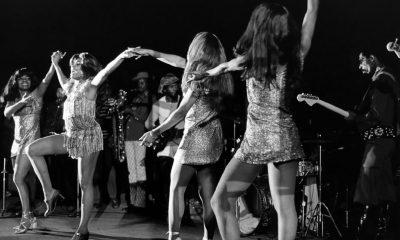 Tina Turner, 1971 - Photo: Bob Gruen