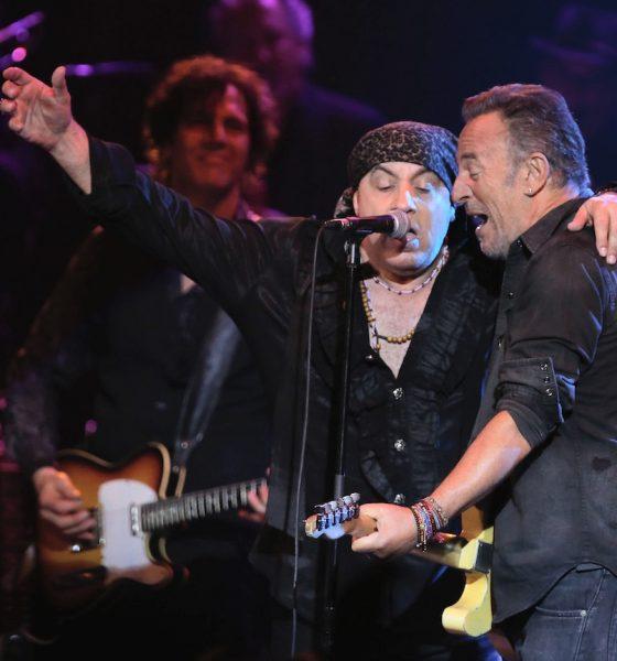 Stevie Van Zandt and Bruce Springsteen - Photo: Al Pereira/WireImage