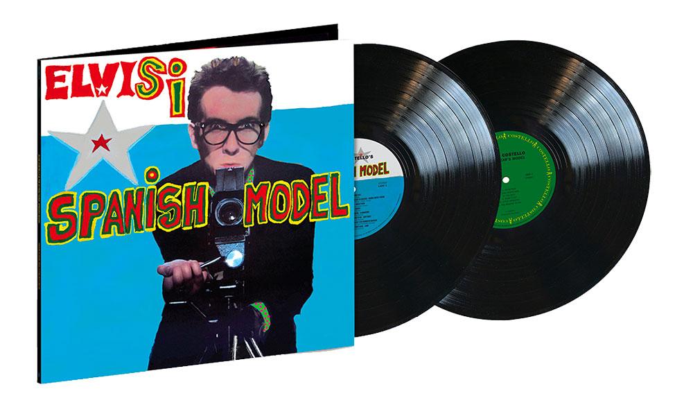 Elvis Costello Spanish Model Giveaway