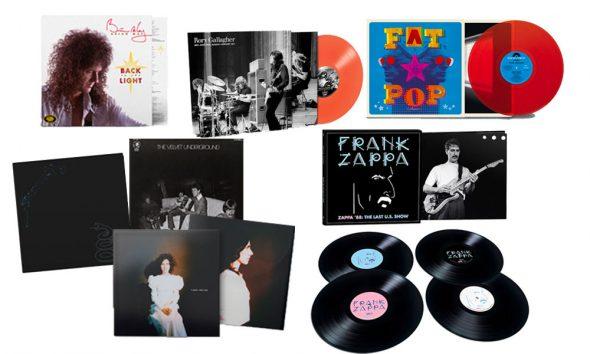 Rock Legends vinyl giveaway